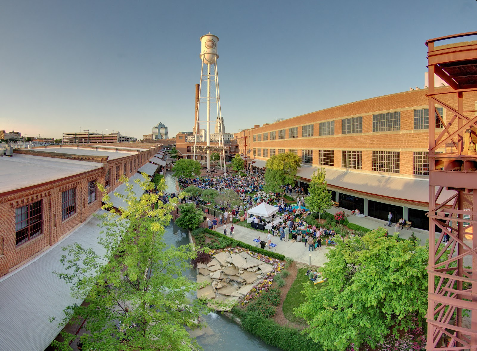 American Tobacco Campus - Photo by Scott Faber