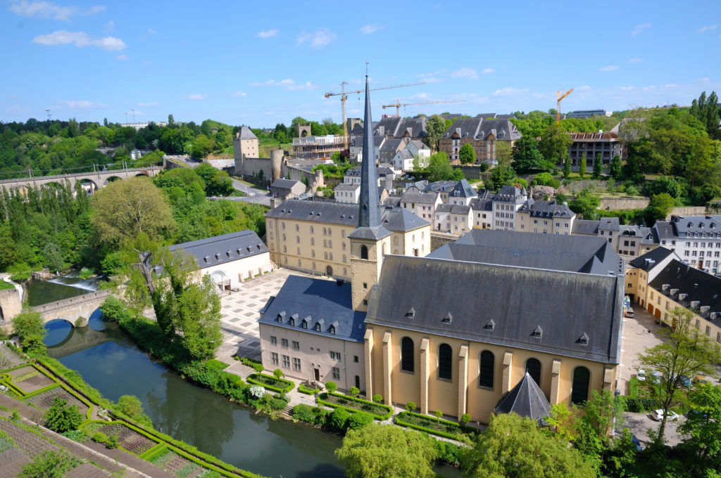 Luxembourg Startup Ecosystem