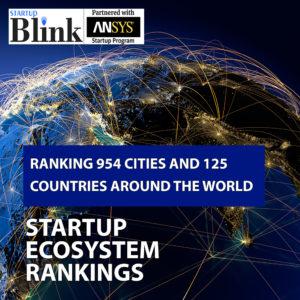 Startupblink Ecosystem Report