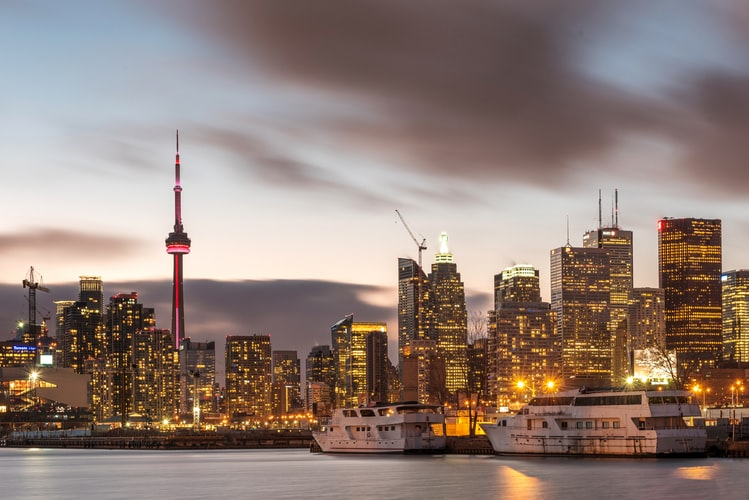 startup ecosystem USA Canada
